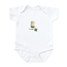 Cute Tea baggers Infant Bodysuit