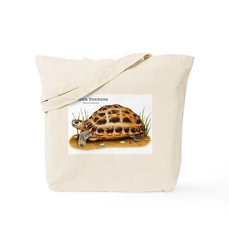 Spider Tortoise Tote Bag