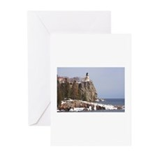 Split Rock Lighthouse Greeting Cards (Pk of 20)