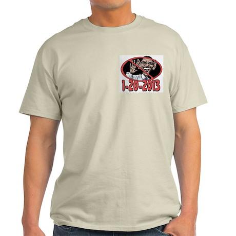 End of Error 2 Sided Light T-Shirt
