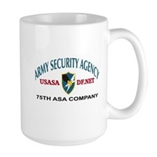 75th ASA Company Mug