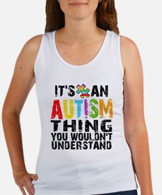 Autism Thing Women's Tank Top