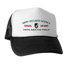 75th ASA Co Italy Trucker Hat