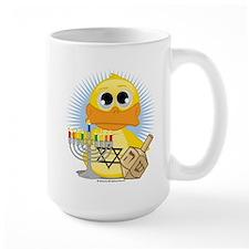 Hanukkah Duck Coffee Mug