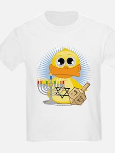 Hanukkah Duck T-Shirt