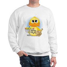 Hanukkah Duck Jumper