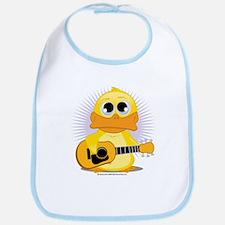 Acoustic Guitar Duck Bib