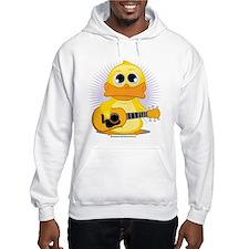 Acoustic Guitar Duck Hoodie