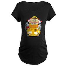 Firefighter Duck T-Shirt