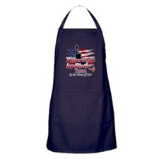American by Birth, Texan by the Grace of God Apron