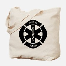 Fire and EMS Tote Bag