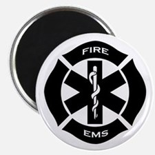 Fire and EMS Magnet
