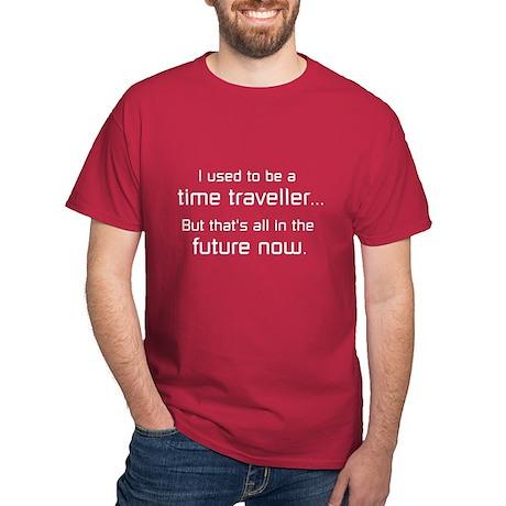 Time Traveller Dark T-Shirt