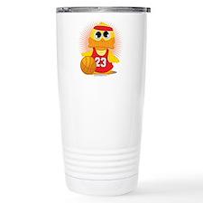 Basketball Duck Travel Mug