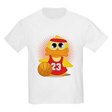 Basketball Duck T-Shirt