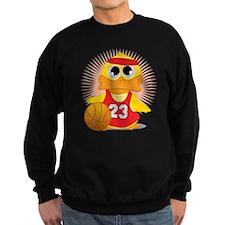 Basketball Duck Sweatshirt