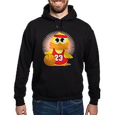 Basketball Duck Hoodie
