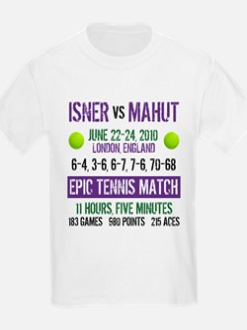 Isner Epic Match T-Shirt