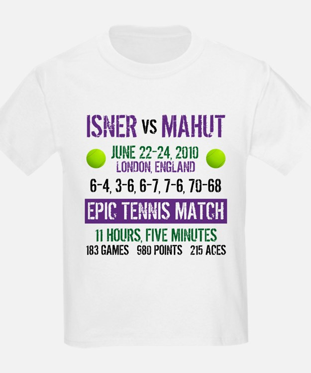 Isner Epic Match T-Shirt