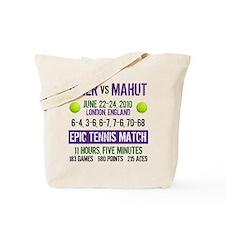 Isner Epic Match Tote Bag