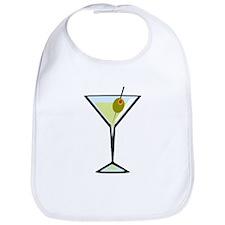 Dirty Martini Bib