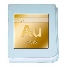 Gold (Au) Infant Blanket