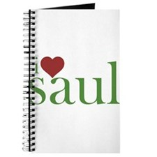 I Heart Saul Journal