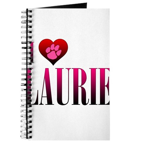 I Heart Laurie Journal