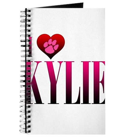 I Heart Kylie Journal