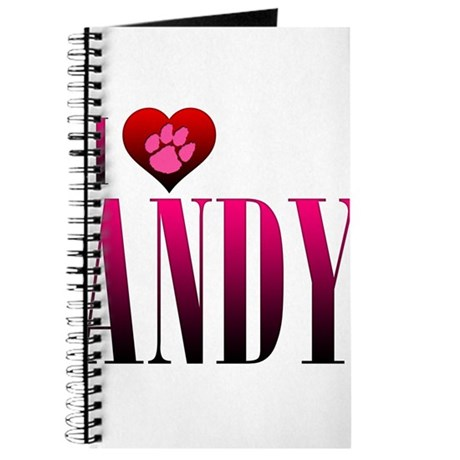 I Heart Andy Journal