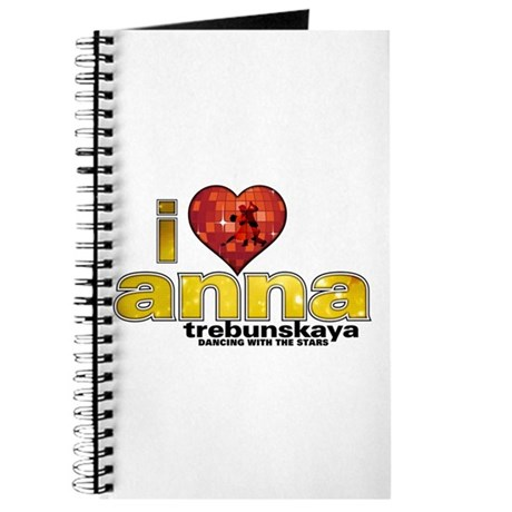 I Heart Anna Trebunskaya Journal