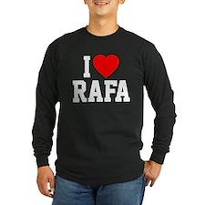 I Love Rafa T