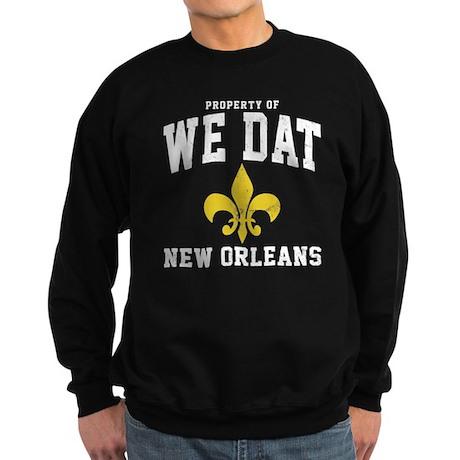 We Dat Property Sweatshirt (dark)