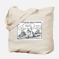 Deep Cat/ Feline ADD Tote Bag
