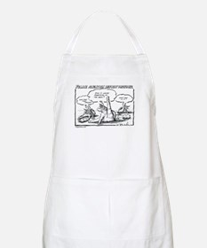 Deep Cat/ Feline ADD BBQ Apron