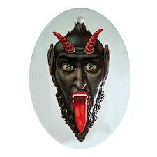 Krampus Ornament (Oval)