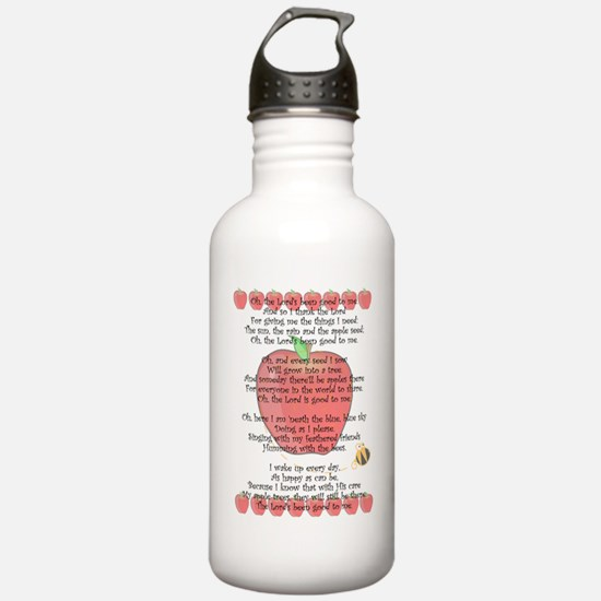 Johnny Appleseed Grace Water Bottle
