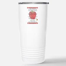 Johnny Appleseed Grace Travel Mug