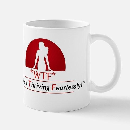 WTF Logo Mugs