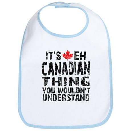Canadian Thing Bib