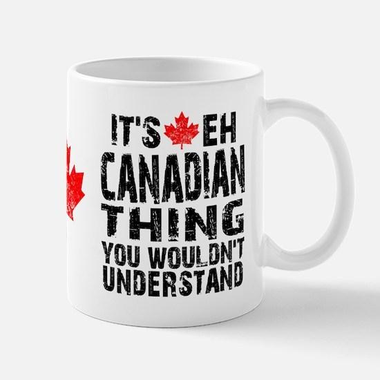 Canadian Thing Mug