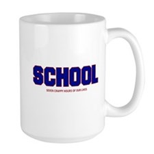 Seven Crappy Hours Mug