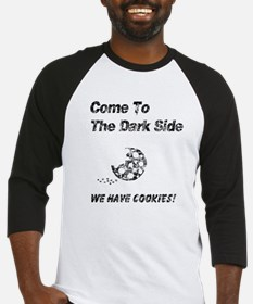 Vintage Come to the Dark Side Baseball Jersey