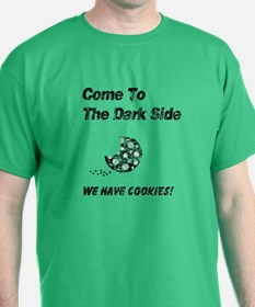 Vintage Come to the Dark Side T-Shirt