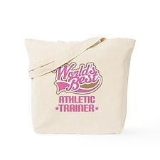 Athletic Trainer Tote Bag