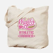 Athletic Trainer Tote Bag