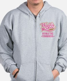 Athletic Trainer Zip Hoodie