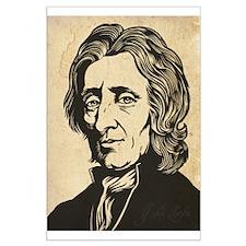 John Locke Large Poster