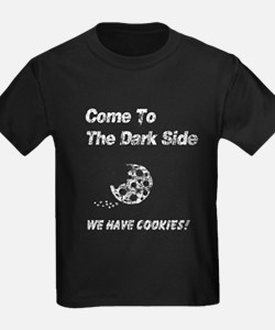 Vintage Come to the Dark Side T