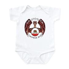 Unique Valkyrie Infant Bodysuit
